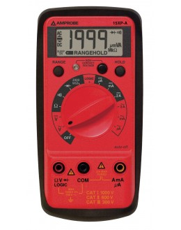 B 15 XP - Digital multimeter with non-contact voltage detection and logic test - AmprobeB 15 XP - Digital multimeter with non-co