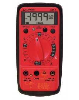 A 5 XP - Digital multimeter with non-contact voltage detection - Amprobe