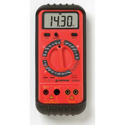 LCR 55 A - LCR-Meter - Amprobe