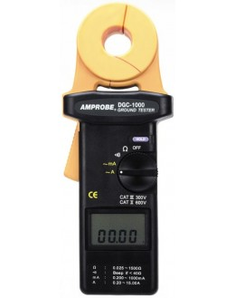 DGC-1000A - clamp meter to measure the ground loop - Amprobe