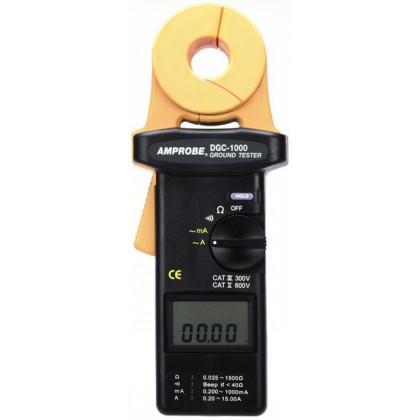 DGC-1000A - Pince multimètre pour mesurer la boucle de terre - Amprobe