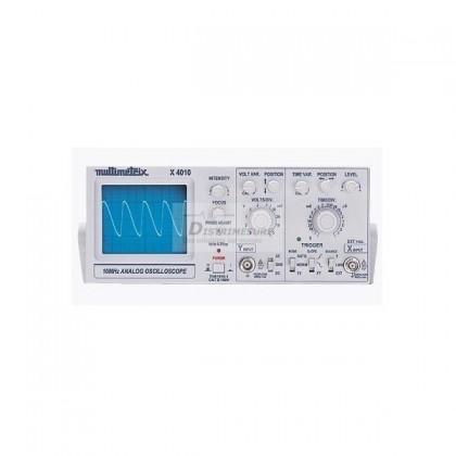 X4010 - Oscilloscope 1 voie - MULTIMETRIX