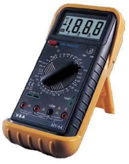 Digital multimeter MASTECH MY64Digital multimeter MASTECH MY64Digital multimeter MASTECH MY64