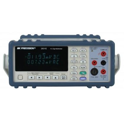 BK 2831E - Multimeter table 20 000 points TRMS AC + DC dual display - SEFRAMBK 2831E - Multimeter table 20 000 points TRMS AC +