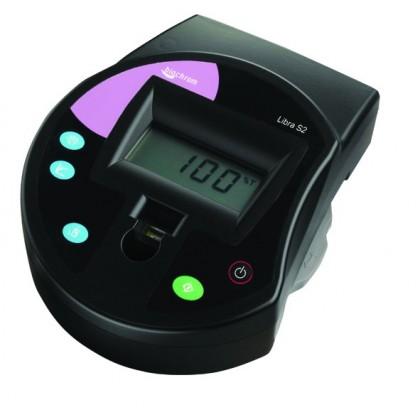 Libra S2P - Colorimètre à filtres (400-700 nm) secteur/batterie - BIOCHROM