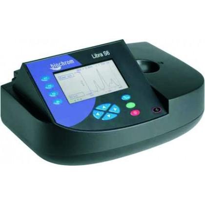 S4 - spectrophotomètre visible écran LCD (330 - 800 nm) - BIOCHROM