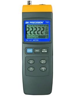 BK760Kit - portable pH meter pH / ° C / ORP - 0 to 14 pH 0 to 1999 mV 0 to 100 ° C - BK Precision