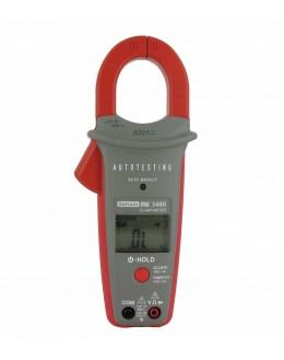 MW3460 - Pince ampèremétrique automatique 600 A AC et DC, VAC/DC et resistance - SEFRAM