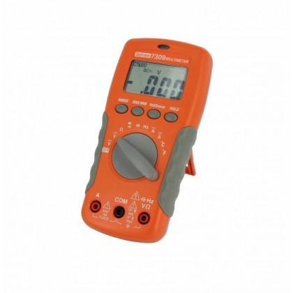 SEFRAM 7309 - Digital Multimeter - SEFRAMSEFRAM 7309 - Digital Multimeter - SEFRAMSEFRAM 7309 - Digital Multimeter - SEFRAM