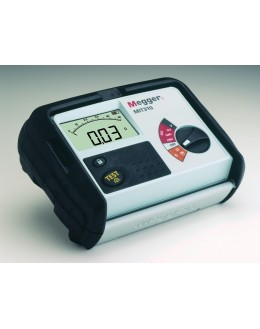 MIT310 - MegOhmMeter 250/500/1000V - MEGGERMIT310 - MegOhmMeter 250/500/1000V - MEGGERMIT310 - MegOhmMeter 250/500/1000V - MEGGE