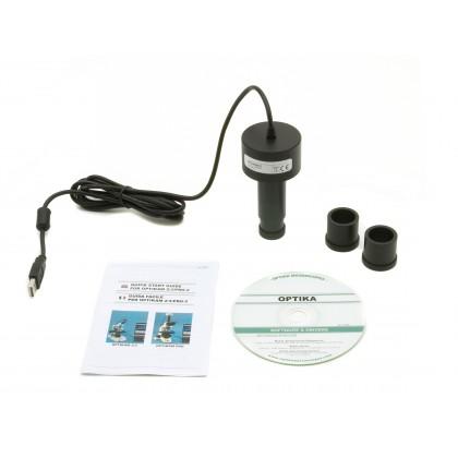 Caméra OPTIKAM 3, 1.3Mpixels - OPTIKA