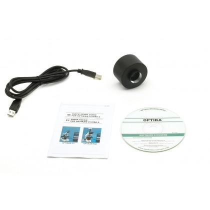 Caméra OPTIKAM 3C, 1.3Mpixels without optical adapter
