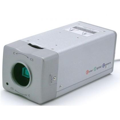 VC02 Mid resolution CCD colour camera, c-mount - OPTIKA