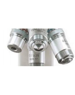 M-131 Objectif achromatique 4x - OPTIKA
