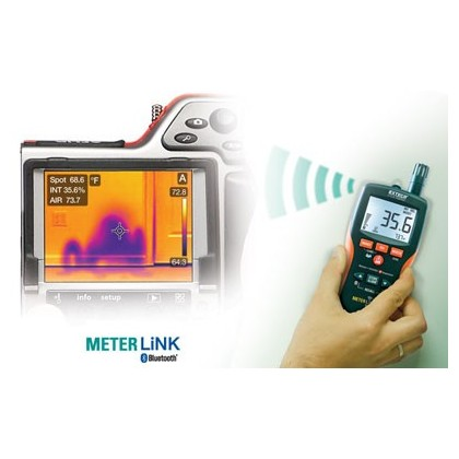 MO 297 - Thermo hygrometre METERLINK - EXTECH