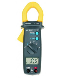 MX355 - Clamp Meter 400A AC / DC 30mm - METRIX