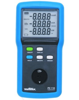 PX110 - Digital TRMS Power Meter Single Phase - METRIX