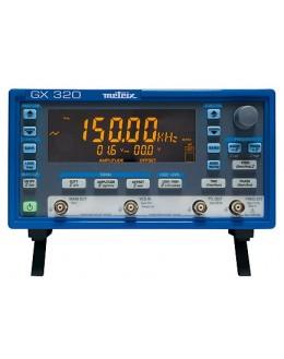 GX320P - Générateur de fonctions DDS 20Mhz programmable - METRIX
