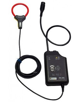 MA200 - isolated current probe flexible 30-300/3 5A to 4500A AC (35cm) - Chauvin Arnoux