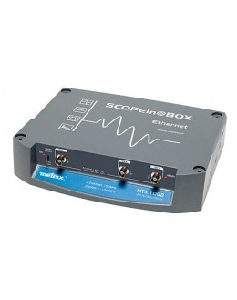 MTX1052 - Ethernet Analyzer Digital Oscilloscope 2x150Mhz - METRIX