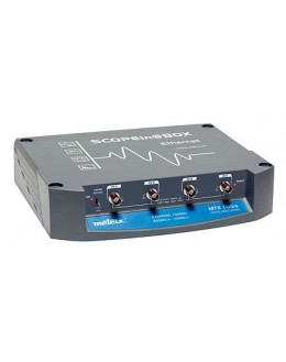 MTX1054 - Oscilloscope numérique analyseur Ethernet 4x150Mhz - METRIX - MTX1054B-PC