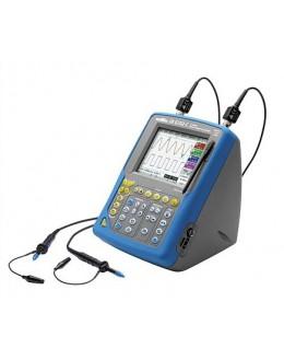 OX6062 - Oscilloscope numérique + Carte SD 2x60Mhz Couleur - METRIX