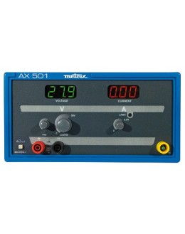 AX501 - Power Lab 1x30V 1x2, 5A - METRIX