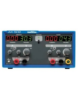 AX502 - Power Lab 2x30V dual 2x2, 5A - METRIX