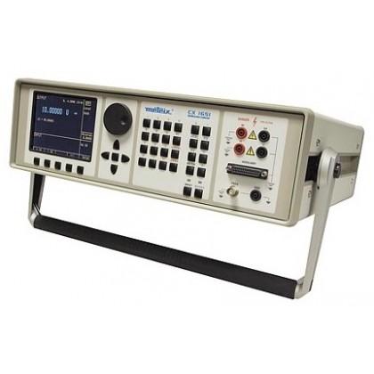 CX1651 - Calibrateur multifonction - METRIX