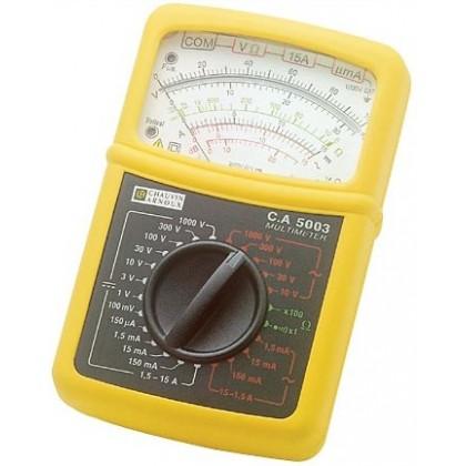 CA5003 - Multimètre analogique - CHAUVIN ARNOUX