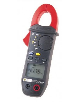 F07 - AC Clamp Meter TRMS 40/400A - Chauvin Arnoux