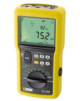 CA6030 - Controller Setup - Chauvin ArnouxCA6030 - Controller Setup - Chauvin ArnouxCA6030 - Controller Setup - Chauvin Arnoux