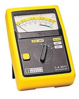 CA6511 - Insulation monitor analog - Chauvin Arnoux
