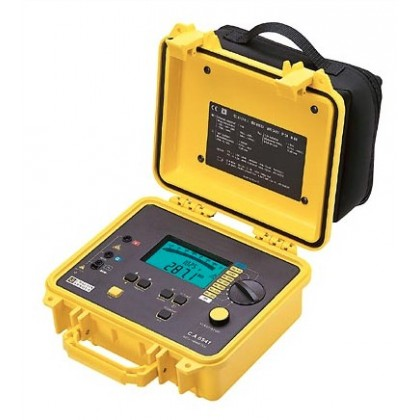 CA6541 - Insulation monitor digital - Chauvin ArnouxCA6541 - Insulation monitor digital - Chauvin ArnouxCA6541 - Insulation moni