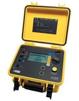 CA6505 - Contrôleur d'isolement numérique - CHAUVIN ARNOUX - P01139704