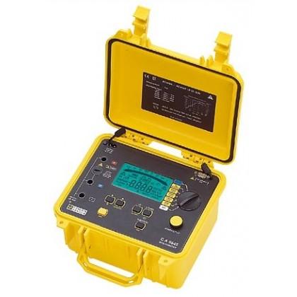 CA6547 - Insulation monitor digital - Chauvin ArnouxCA6547 - Insulation monitor digital - Chauvin ArnouxCA6547 - Insulation moni