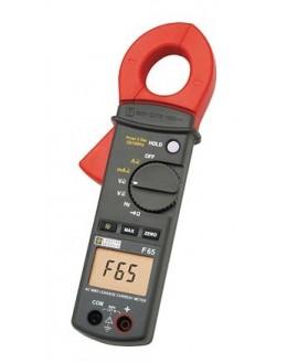 F65 - Pince multimètre à courant de fuite - CHAUVIN ARNOUX
