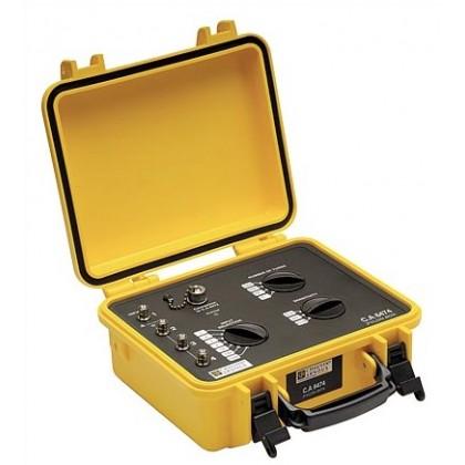 PYLON BOX CA6474 - Earth tester and resistivity - Chauvin ArnouxPYLON BOX CA6474 - Earth tester and resistivity - Chauvin Arnoux