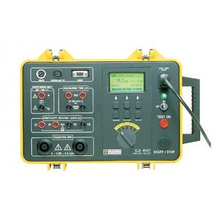 CA6121 - Supervisor Electrical Equipment - Chauvin ArnouxCA6121 - Supervisor Electrical Equipment - Chauvin ArnouxCA6121 - Super