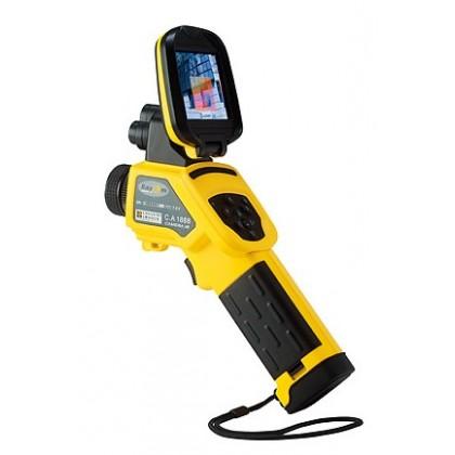 CA1888 - infrared camera - Chauvin ArnouxCA1888 - infrared camera - Chauvin ArnouxCA1888 - infrared camera - Chauvin Arnoux