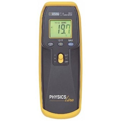 CA863 - Thermomètre de contact -50° à +1300°C - CHAUVIN ARNOUX