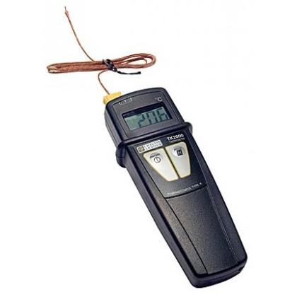 TK2000 - Thermomètre de contact -50° à +1000°C - CHAUVIN ARNOUX