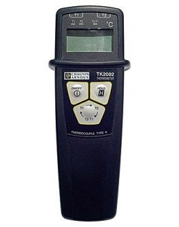TK2002 - Thermomètre de contact -50° à +1000°C - CHAUVIN ARNOUX