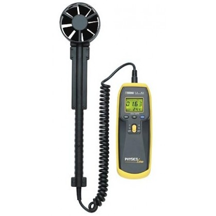 CA822 - Thermo-anemometer propeller 0.4 to 30m / s - Chauvin ArnouxCA822 - Thermo-anemometer propeller 0.4 to 30m / s - Chauvin