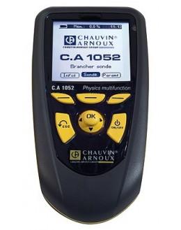 CA1052 - Multifunction Tester - Chauvin ArnouxCA1052 - Multifunction Tester - Chauvin ArnouxCA1052 - Multifunction Tester - Chau