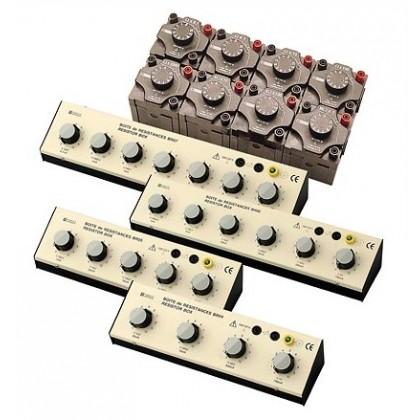 BR05 - Box 1 to 5 decades 100kOhms - Chauvin ArnouxBR05 - Box 1 to 5 decades 100kOhms - Chauvin ArnouxBR05 - Box 1 to 5 decades