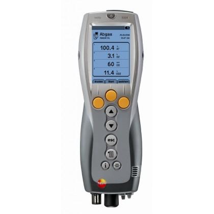 TESTO 330-2 LL - Analyseur de combustion - TESTO