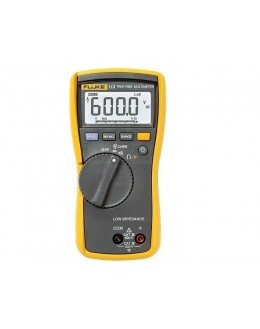 FLUKE 113 - Digital multimeter - FLUKEFLUKE 113 - Digital multimeter - FLUKEFLUKE 113 - Digital multimeter - FLUKE