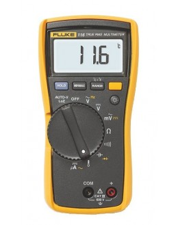 FLUKE 116 - Digital multimeter - FLUKEFLUKE 116 - Digital multimeter - FLUKEFLUKE 116 - Digital multimeter - FLUKE