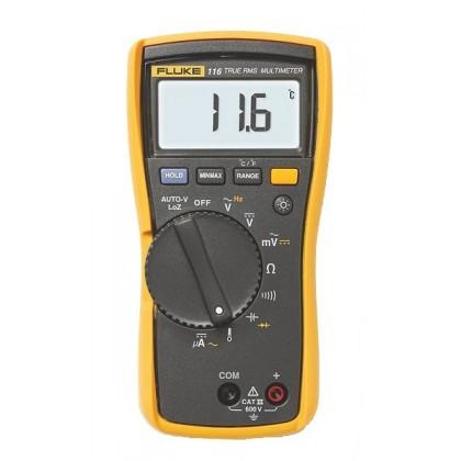 FLUKE 116 - Digital multimeter - FLUKEFLUKE 116 - Digital multimeter - FLUKEFLUKE 116 - Digital multimeter - FLUKE